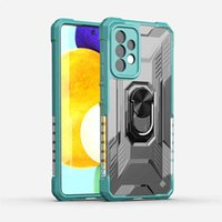 Phone Cases For Samsung Galaxy A32 4G Creative Military Fall Proof Protective Cover