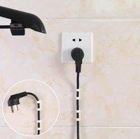 케이블 와인 더 클립 접착 충전기 걸쇠 용 책상 와이어 코드 이어폰 전화선 타이 풀기 USB 주최자 클립 홀더 선물 무료 배송