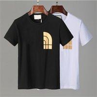 21ss Erkek Kadın Tasarımcılar Tshirt Moda Erkekler S Casual T Shirt Adam Giyim Sokak Tasarımcısı Şort Tanrı Giysileri Tişört Kısa Korku # 2021