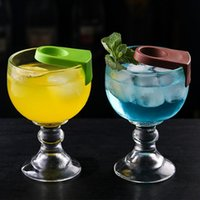 Drinks Bottle Buckle Holders Tools Beer Cocktail Glass Snap Bar Drink Clips Clasp DH4988