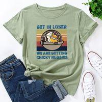 Frauen T-Shirt Jcgo Sommer Frauen T-shirt 5XL plus Größe Baumwolle Harajuku Katzen Drucken Kurzarm Grafik T-Shirt Tops Casual O-Neck Übergroße TSH