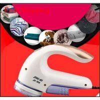 Оптовые Одежда для бытовой одежды Линта Pill Pluff Remover Fabrics Свитер Fuzz Бритва Плагин VCHXM AR6PC