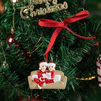 Christmas Decorations Ornaments Elf Doll Tree Hanger Pendant Gift Birthday 2021