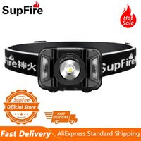 [Free Shipping] Supfire HL18 LED Headlamp Zoomable USB Recha...