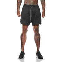 2021 Pantaloncini da corsa Uomo Quick Dry Sports Workout da jogging fitness formazione palestra crossfit pantaloni casual pantaloni casual camo tasche mimetici