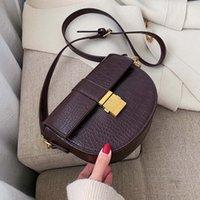 Borsa a sella in pelle PU modello HBP PU per le donne 2020 Designer Borse a tracolla di marca Designer femminile Tending Small Crossbody Bag