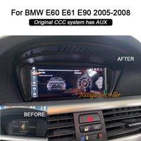 8.8 inch Android10.0 screen Car dvd gps player stereo navi for BMW E60 E61 E90 CCC 2005-2008 radio multimedia Navigation in-dash head unit