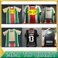 2020 New Palestino Deportivo Fussball Trikots Chile Palestino CutierRez Campos Rosende Orres Home Football Hemd S-2XL