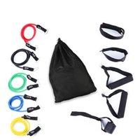 Ziehen von Seil Großhandel Sport im Freien Fitness Supplies Zubehör Körperübung Licht Tragbare Qualität und langlebig