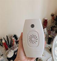HR005 Newest Permane Permane Permane Play Tool Epilator Dispositivo Mini IPL Máquina de eliminación de cabello 60000 Flashes Uso en el hogar Body Oxter Eliminación de cabello