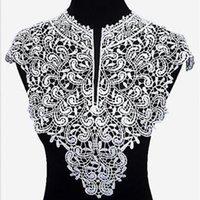 Wraps & Jackets Lace Collar DIY Prom Dress False Wedding Neckline Jacket