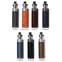 US Warehouse Voopo Drag X Pro Kit 5.5ml E Cigarros 100W 18650 Bateria Chip Tanque Inovador 100% Original