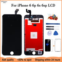 OEM Display For iPhone 6 6S LCD Touch Screen Digitizer For iPhone 6S Plus LCD Display Assembly For iPhone 6 screen