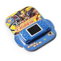 Portable Game Players Childhood Classic Color Screen Player Handheld With Built-in 228 Games 3Colors Available