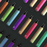 OVNS Mega Tek Kullanımlık E Sigaralar 1500 Puffs Vape Kalem 5 ml Pod 950mAh Pil Önceden doldurulmuş Fırçalanmış Desen Buharlaştıranlar 12 Renk Otantik