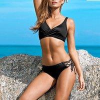Women's Swimwear Bathing Suit Women Bikini Set 2 Piece Swimsuit Womens Female Push Up Bather