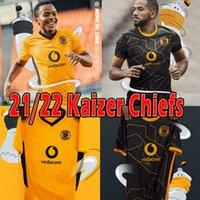 "2021 2022 Kaizer Chiefs ""Fracer Jerseys Away 21/22 Billiat Dolly Nurkovic Hlanti Baccus Kambole Blom Maillot de Footbal Shirt Camisa de futebol Ubiform"