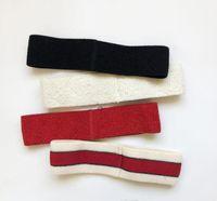 Бренд эластичный оголовье для женщин и мужчин Лучшее качество бренд зеленые и красные полосатые полосы волос головы шарф для детей Headwrops G01