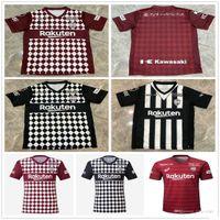 2020 2021 J Liga Vissel Soccer Jerseys Home 8 A.iniesta 7 David Villa Podolski Personalizar 20 21 Versão Especial Camisas de Futebol Preto