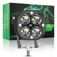 ضوء العمل ضوء السيارة LED CREE 4LED 40W الأضواء تعديل على الطرق الوعرة هندسة المركبات المساعدة
