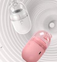 Herramienta inalámbrica Mini aspiradora portátil herramienta de limpieza de polvo de escritorio para el hogar de la mano de mano al vacío DWF8306