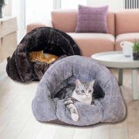 Katze Betten Möbel Haus Winter Warme Four Seasons Allgemeine Doggy Geschlossene Tiefschlaf Vorräte