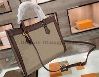 حقائب التسوق حقيبة الكتف 2021 جديد فاخر مصممين أكياس عارضة حمل حقيبة الكتف حقائب قماش أزياء المرأة حقيبة ذات جودة عالية الأسهم