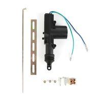 Kit de moteur de verrouillage central de la porte de voiture universelle 12V avec 2 fils Actionneur Auto Télécommande Verrouillage central Centrale Système du système