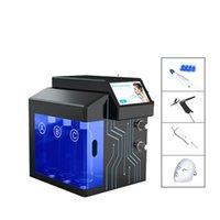 Multifuncional Dermabrasão Hidro Facial 4in1 Spa Hydra Tratamento Diamante Casca Microdermoabrasão Acne Máquina de equipamentos de beleza