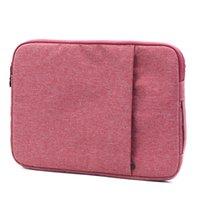 Laptop-Taschen-Taschen für 10 11 13 15 Zoll MacBook Air Pro Xiaomi HP Lenovo-Tablet-Taschen wasserdichte Oxford-Tuch-Schutzhülle