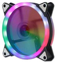 Yeni Ürün Fabrikası ODM Özelleştirilebilir Ventilador Kulesi 120mm Bilgisayar Kasası Soğutma RGB Fan