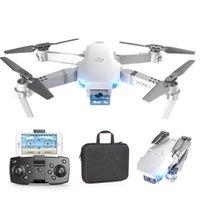 E59 4k Kamera WiFi FPV Mini Anfänger Drohne Spielzeug, Spurflug, Höhe Hold, One Button Return, Geste Nehmen Sie Foto, Weihnachtskind Geschenk, verwenden Sie