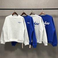 2021 Mode design Troende Brand Sweats à capuche pour hommes Peur de Dieu Sweatshirts Loose Sweat à capuche Essentials Fog Charity Limited TMC Hip Hop Mens