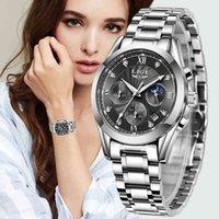 럭셔리 남성 및 여성 시계 디자이너 브랜드 시계 몬트르 드 럭스 쏟아지는 FEMMES, Tanche, Bracelet En Acier 또는 Rose, Marque Suprieure