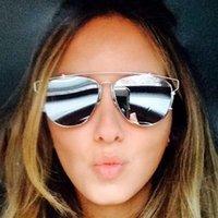 Óculos de sol Masculino 2021 Tendências Composição de Composit a Mulheres Homens Sunglasess Dames Amarelo Óculos Moda Feminina