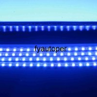 Ambient Lamp LED Strip Atmosphere Lamp Car Interior Foot Light Car-styling Remote Control Music Voice control RGB App
