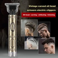 Rechargeable Shaver Beard Hair Trimmer Machine Electric Hair...