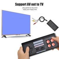 미니 게임 플레이어 SFC 620 클래식 게임 레트로 가족 TV 비디오 게임 콘솔 2.4G 이중 휴대용 무선 게임 패드 극단적 인 놀이