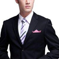 Pantaloni di prua 1 pz Uomo classico Satin Color Solid Color Suits Pocket Square 2021 Fashion Silk 22 * 22 cm Fazzoletto per feste di nozze
