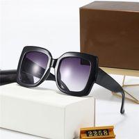 Designer quadratische sonnenbrille männer frauen 0083 vintage tating polarisierte sonnenbrille männliche sonnenbrille mode metall plank sonnenbrasse brillen