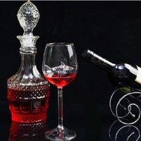 Simplicity Stehender Tasse Original Transparent Hai Eleganz Hohe Mode Borosilikat Glas Frau Mann Trinken Rotwein Becher Bar 10 8LY K2