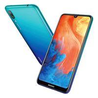 "Original Huawei genießen 9 4G LTE Mobiltelefon 4 GB RAM 64GB 128 GB ROM Snapdragon 450 Octa Core Android 6.26 ""Vollbild 13.0mp AI Face ID Fingerprint 4000mAh Smart Mobiltelefon"