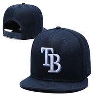 Rays TB letter baseball caps snapback hats for men women brand sports hip hop bone gorras Casquettes