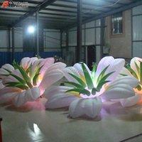가구 액세서리 장식용 풍선 꽃 (매달려 및 지상에 배치 가능)