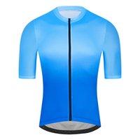 FualRny Cycling Jersey 2021 Pro Team Summer Manica Corta Uomini Aero Downhill MTB Abbigliamento per biciclette Ropa Ciclismo Maillot Bike Shirt