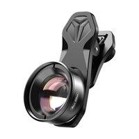 Externe avec clip HD Macro Téléphone Caméra Caméra Kit d'objectif universel grand angle amovible Accessoires de Fisheye optique Téléphoto