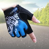 Riding Fitness Gloves men's sliding tactics riding gloves gym outdoor sports and wo Half Finger