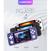 3.5 inç IPS Ekran G351P 3500 mAh El Oyun Konsolu Retro Oyun Konsolu Açık Kaynak Linux Sistemi Dahili 64g 2500 Klasik Oyunlar
