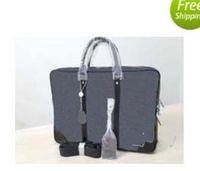 جودة عالية الرجال الأزياء حقيبة كمبيوتر محمول الصليب الجسم الكتف دفتر الأعمال حقيبة الكمبيوتر حقيبة كمبيوتر مع رسول حقيبة 4020