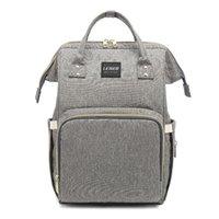 Сумки подгузники Sunveno мода сумка рюкзак для малышей для мамы дизайнер путешествия организатор коляска подгузник по материнству